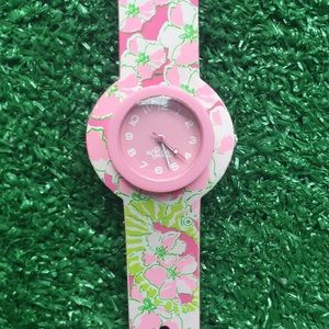 Lilly Pulitzer watch needs battery preppy cute